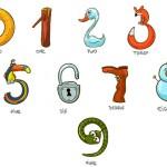 Cómo aprender los números en inglés