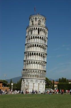 La torre de Pissa