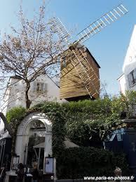 El Moulin de la Galette actualmente