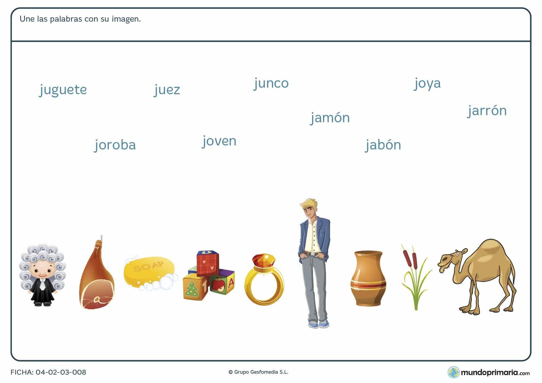 Lengua ortografía ejercicios segundo primaria