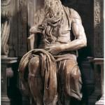 ¿Por qué el Moisés de Miguel Ángel tiene cuernos?