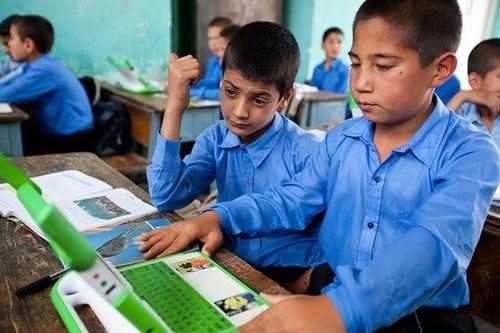 un ordenador para cada niño latinoamerica