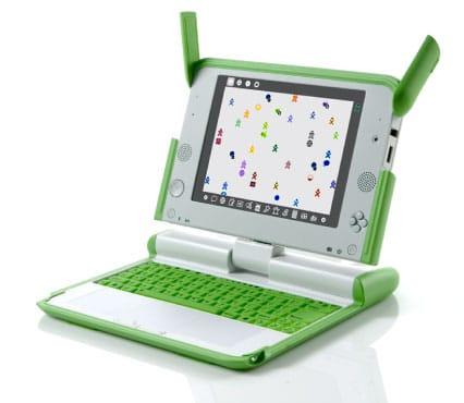 un ordenador para cada niño mini