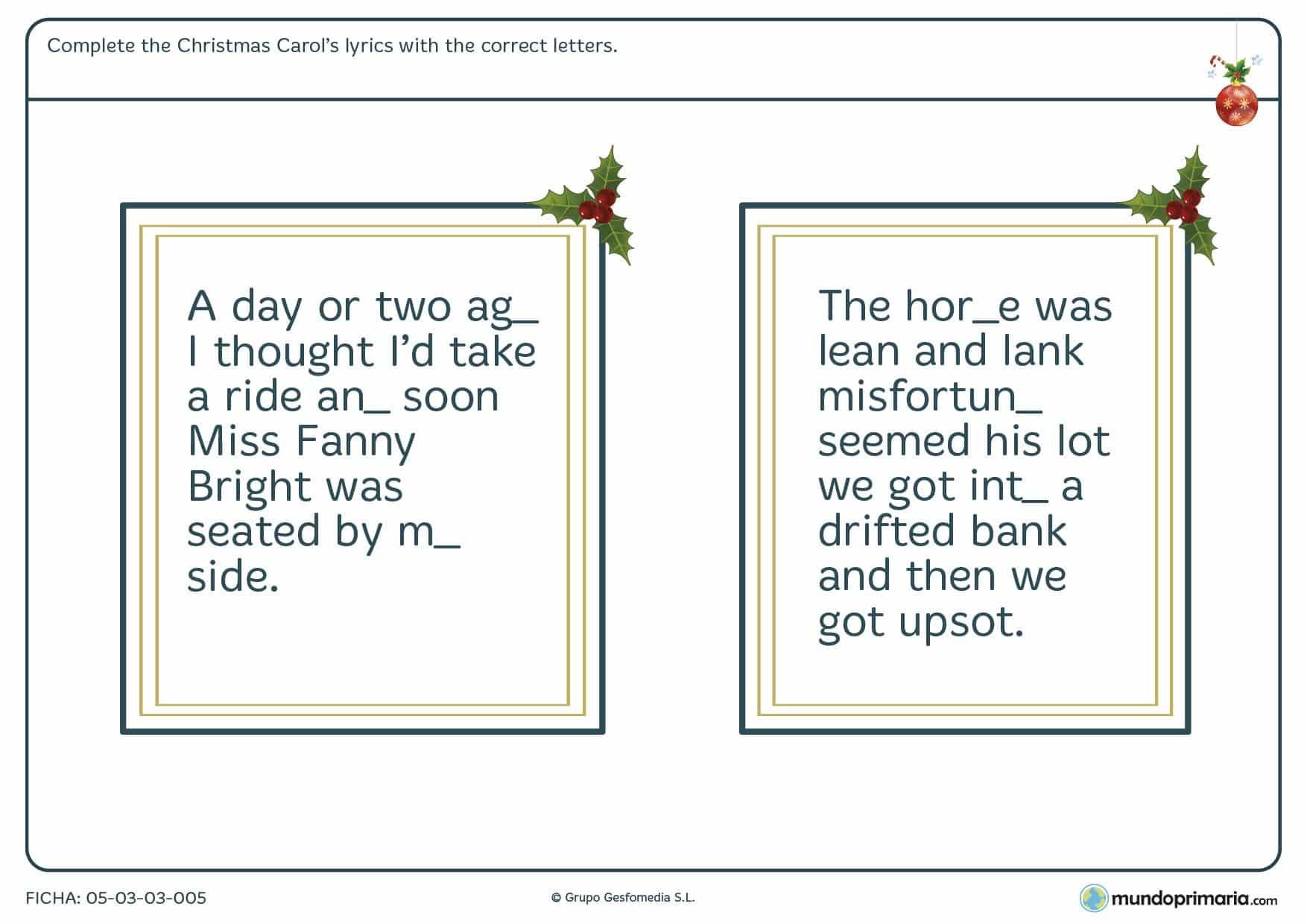 Navidad Para Niños Recursos Didácticos Para Navidad