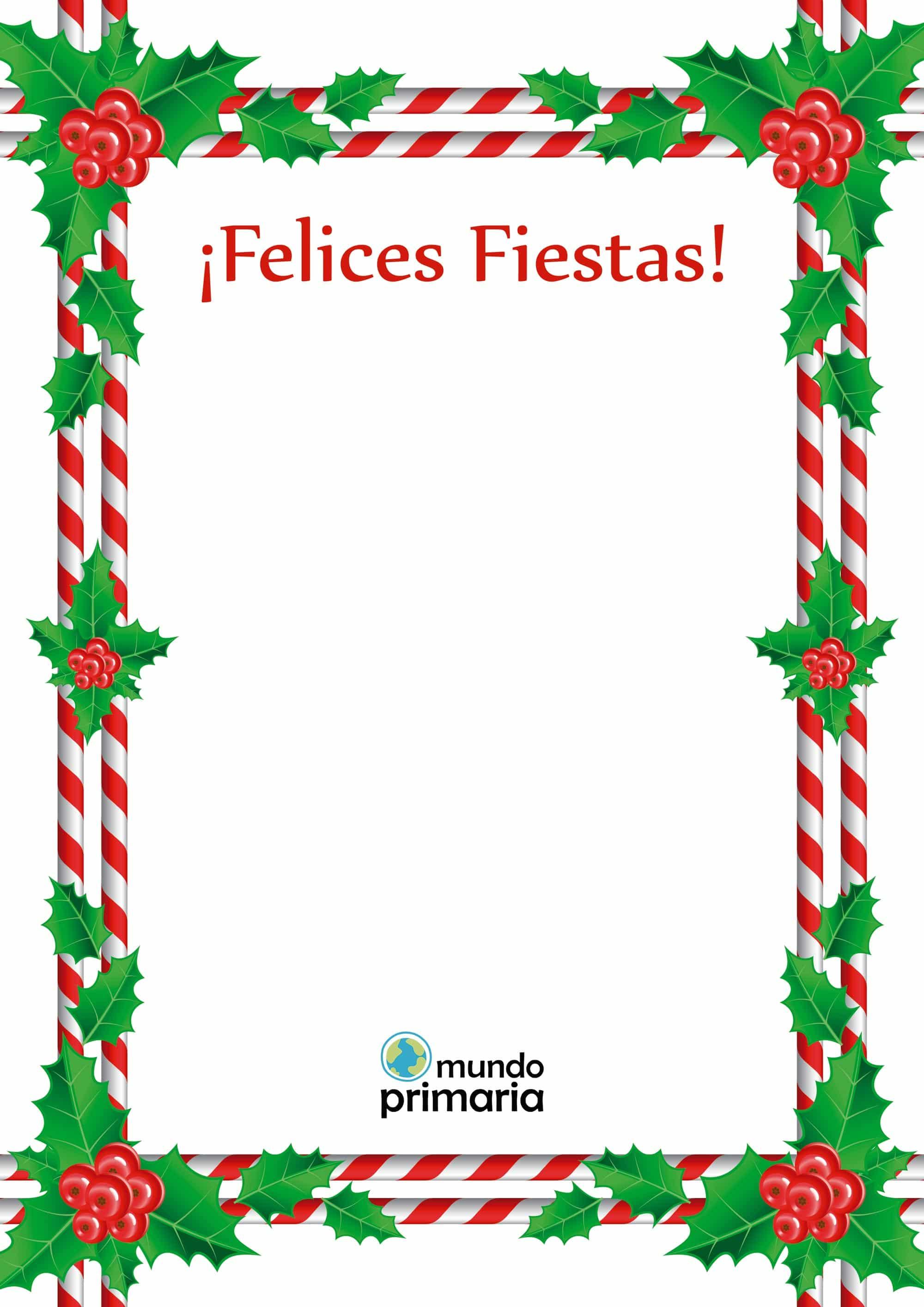 felicitaciones de Navidad para niños