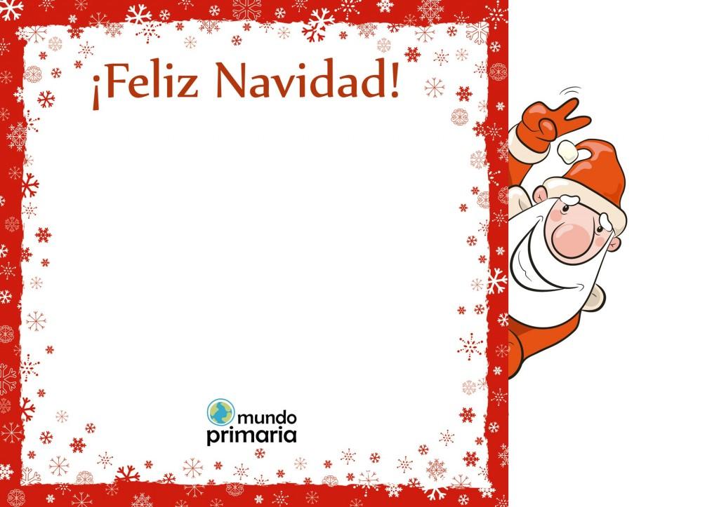 Felicitaciones de Navidad con dibujos para niños