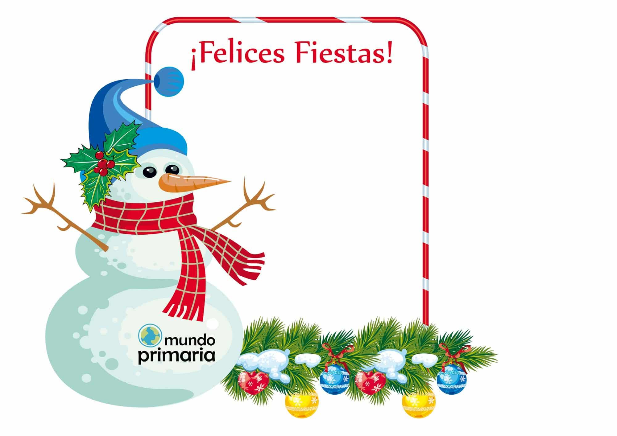 Tarjeta de navidad para ni os - Dibujos tarjetas navidenas ...