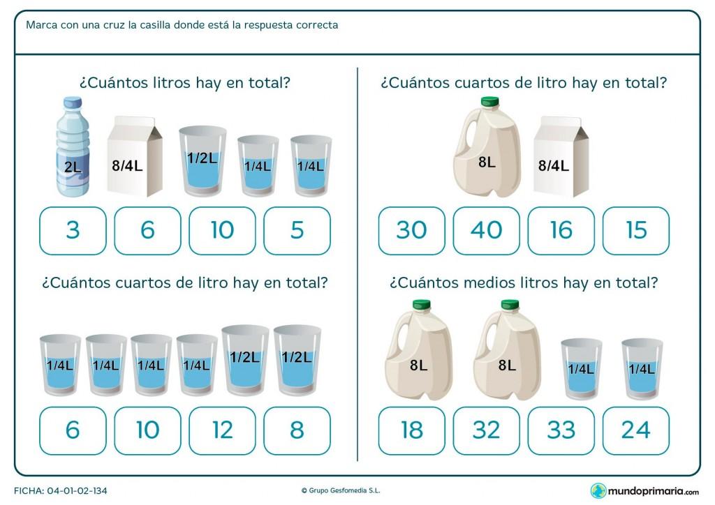 Ficha de cálculo de capacidad para primaria