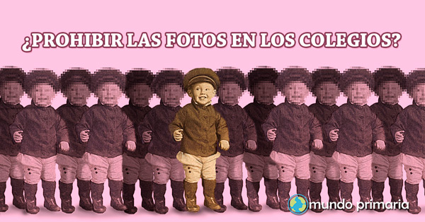 las fotos a menores en internet