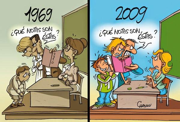padres y profesores deberían llevarse mejor
