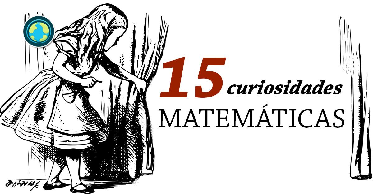 15 curiosidades matemáticas   Mundo Primaria