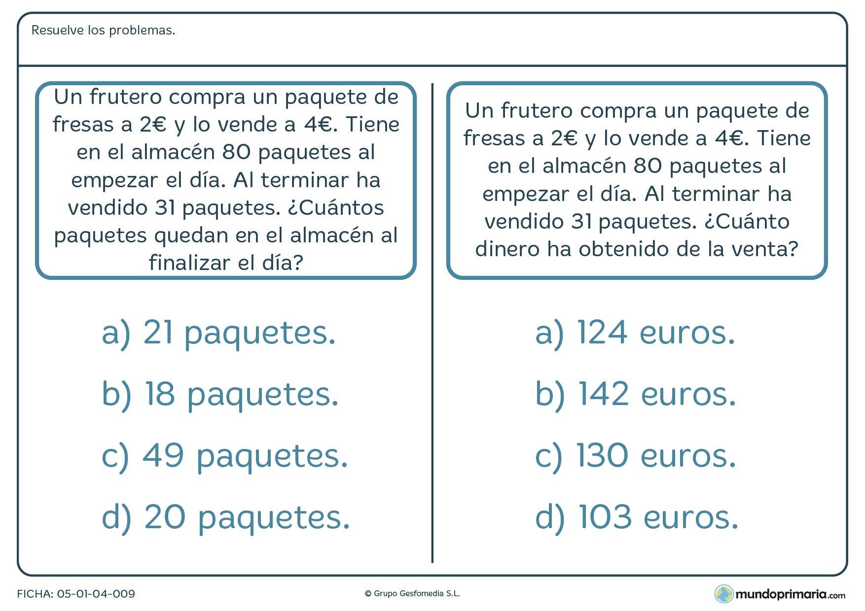 Bonito Dinero Gratis Para Imprimir Hojas De Trabajo De Matemáticas ...