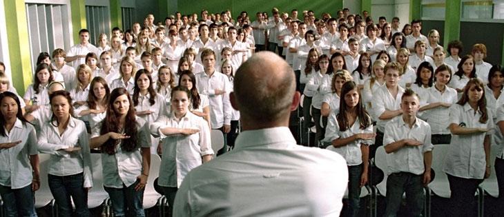 La ola, una película sobre la educación y la figura del profesor
