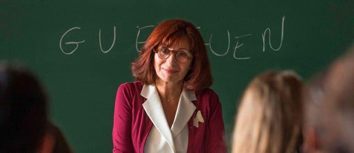 La profesora de Historia profesores películas