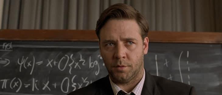 Una mente maravillosa películas profesores