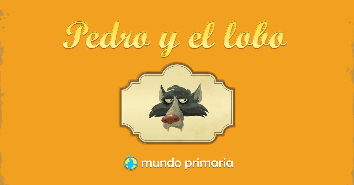Pedro Y El Lobo Mundo Primaria