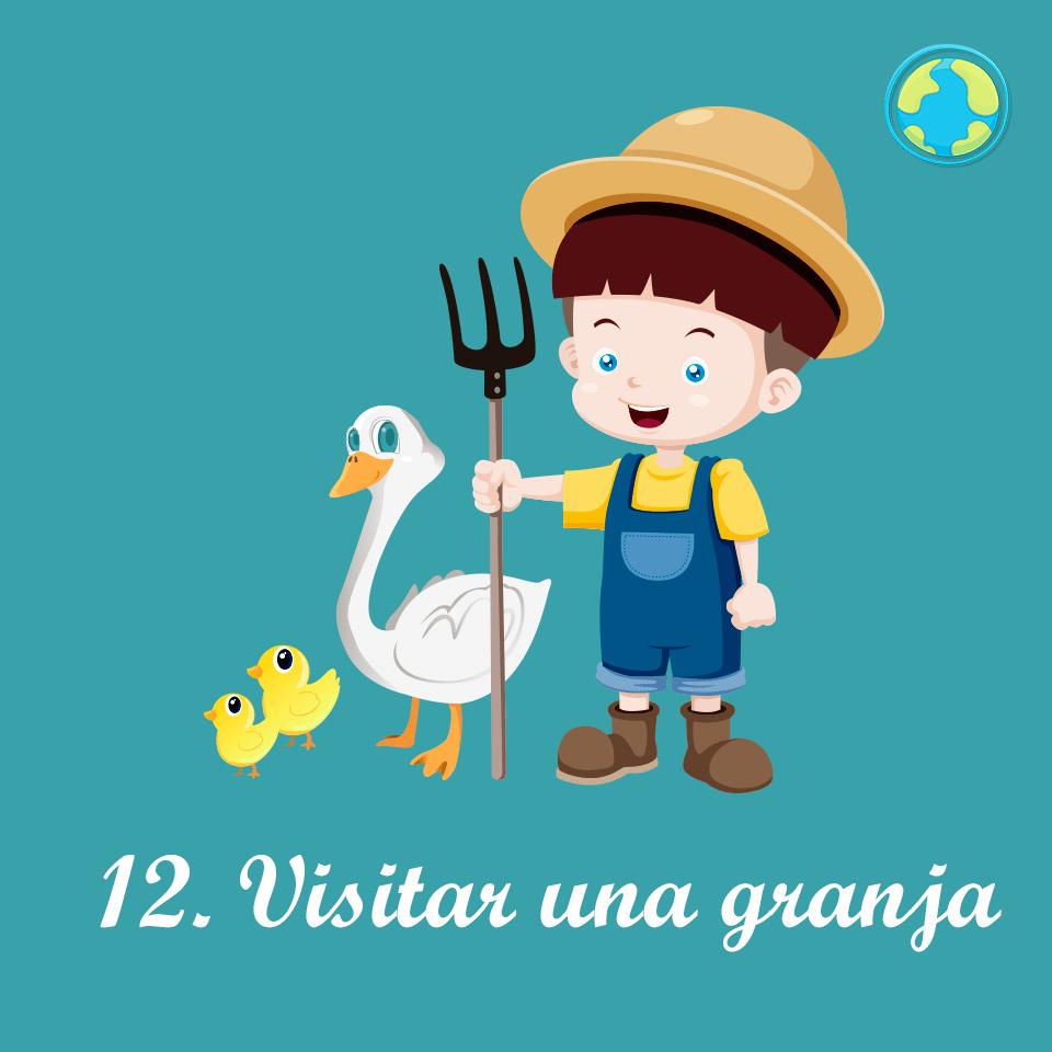 12-Visitar granja