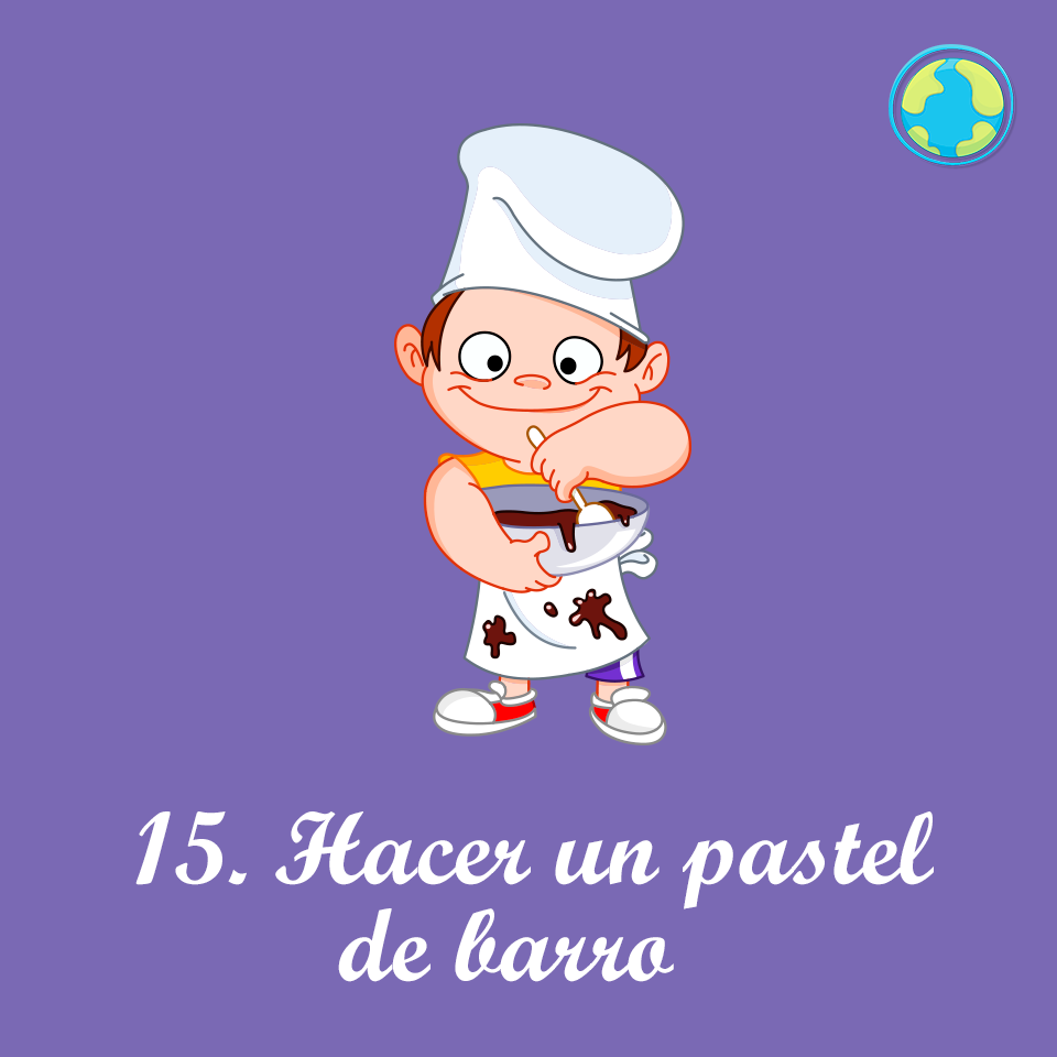 15-Hcaer pastel barro