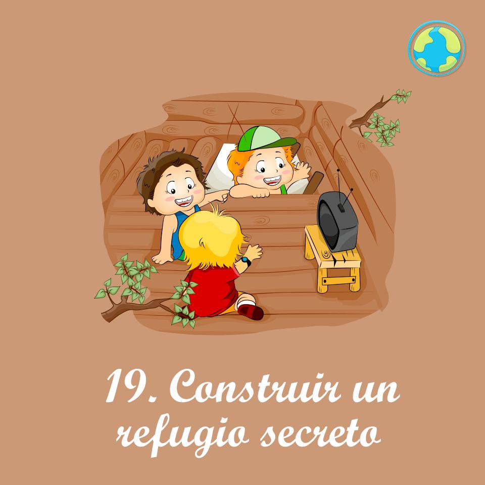 19-Construir refugio