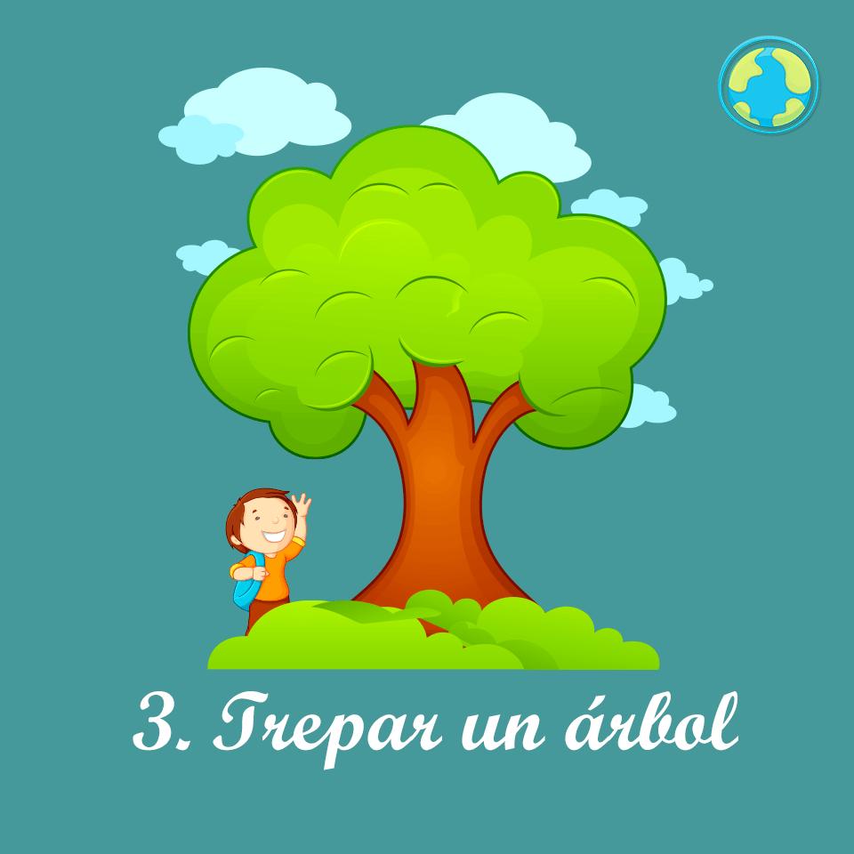 3-Trepar arbol