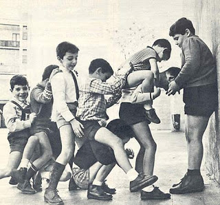 juegos de la infancia Churro, Mediamanga, Mangotero