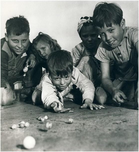 juego infantil: la gua