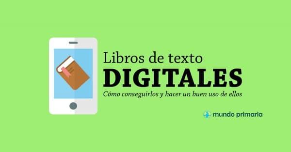 cómo descargar y usar los libros de texto digitales