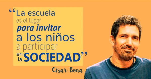 profesor Cesar Bona