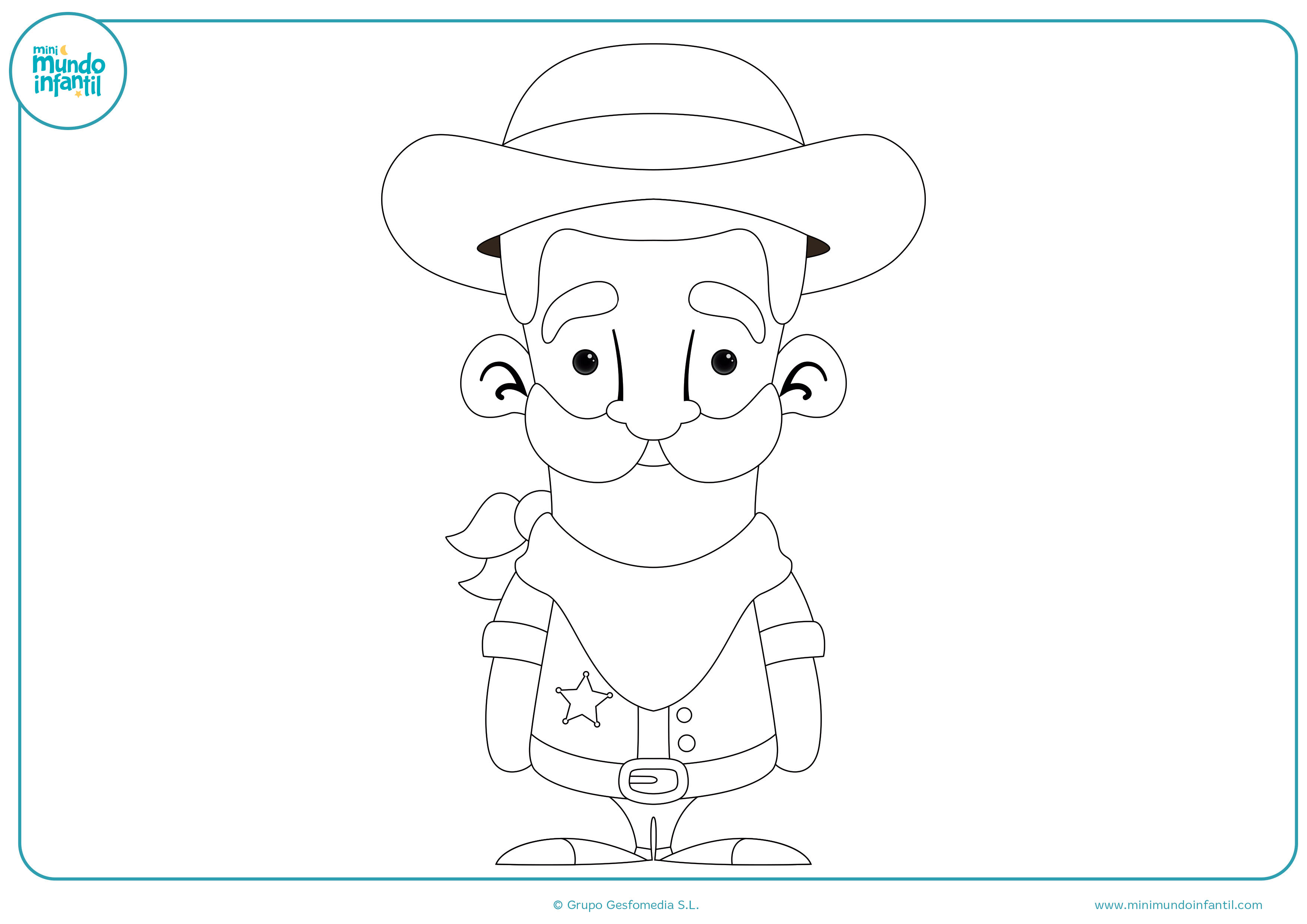 Dibujos Para Colorear En Linea: Dibujos De Las Profesiones Para Colorear