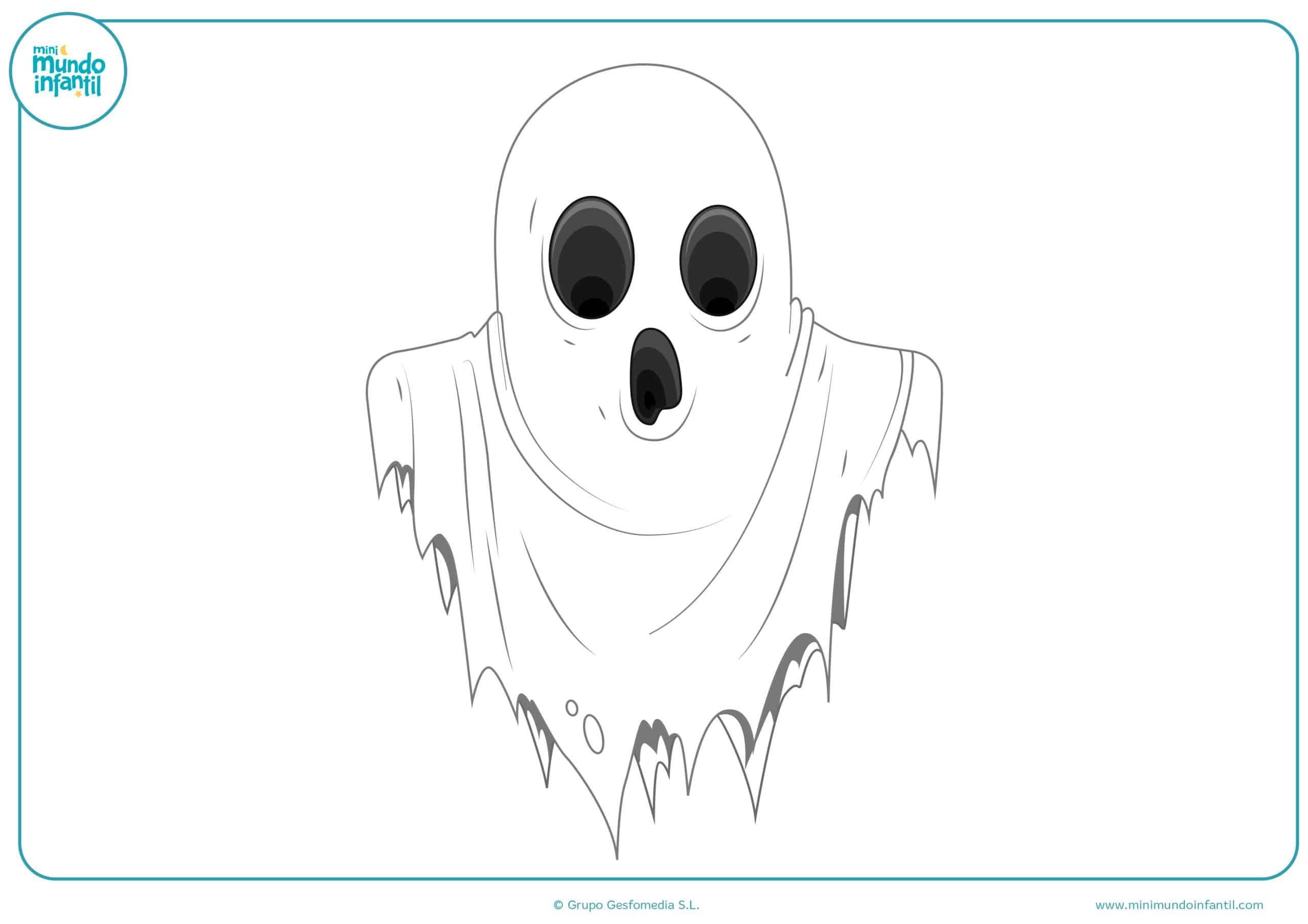Dibujos para colorear monstruos