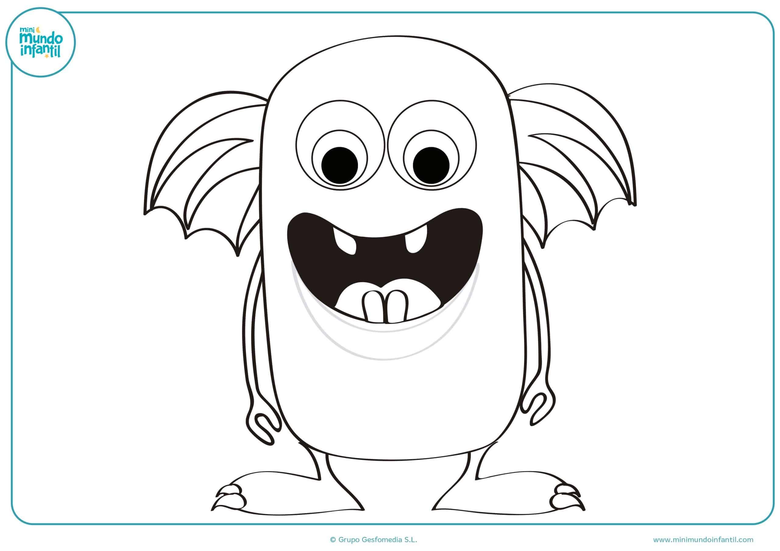 Imagenes De Niños Para Colorear Animados: Dibujos De Marcianos Para Colorear