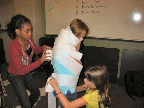 10 juegos de Halloween para pasarlo de miedo en clase o en casa
