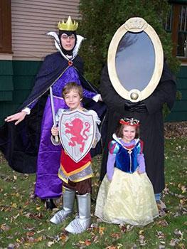 Disfraces de Halloween infantiles