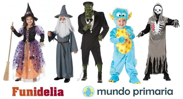 disfraces infantiles Halloween