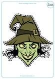 Mascara-Halloween-Bruja