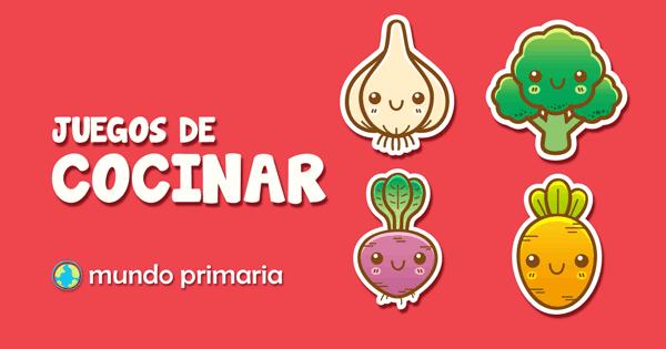 Juegos de cocina mundo primaria for Ju3gos de cocina