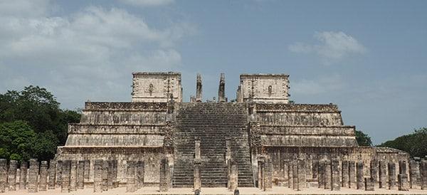 Templo de los Guerreros-Kukulkán