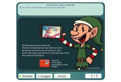 Paso 3: reunirse con el elfo