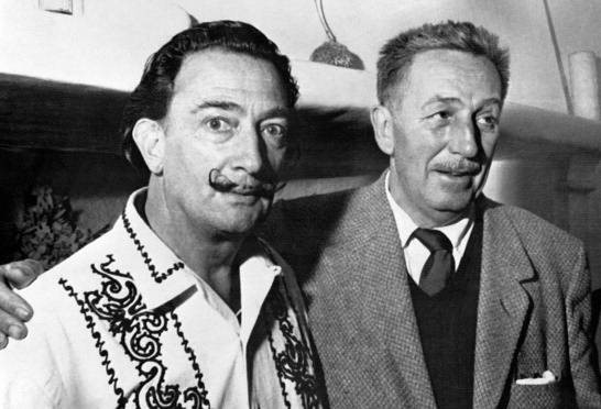 Disney y Dalí Destino