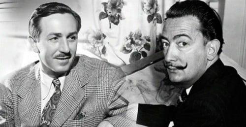 Dalí y Disney