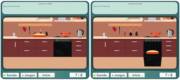 Juegod De Cocina | Los Mejores Juegos De Cocina Para Ninos Y Ninas