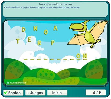 juego-dinosaurios-gratis
