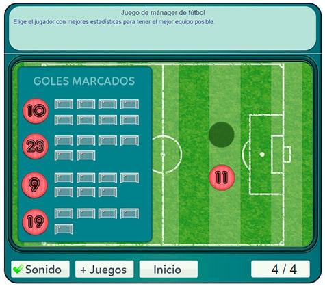 juego-manager-alineacion