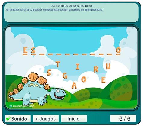 juego-dinosaurios-para-ninos-de-primaria