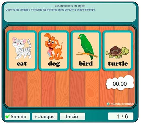 Los Juegos De Animales Mas Divertidos Para Ninos De Primaria