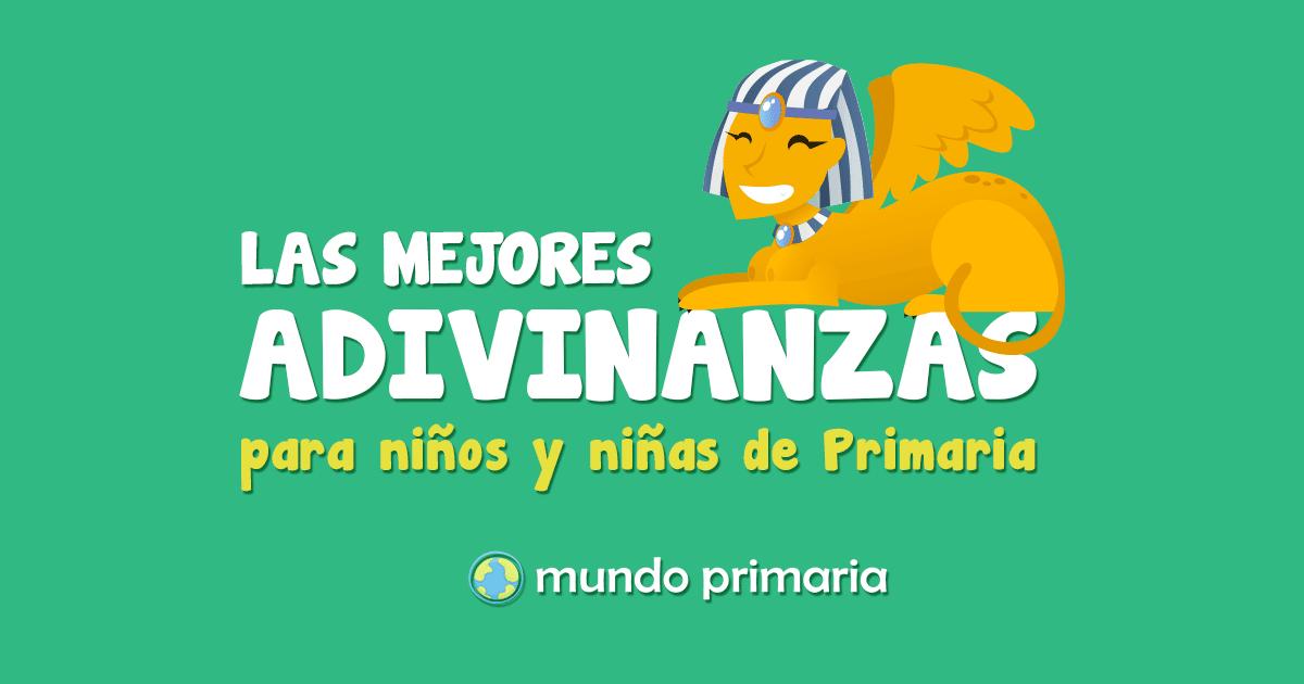 Adivinanzas Infantiles Cortas Para Ninos De Primaria 2018