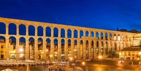 Arcos Acueducto Segovia
