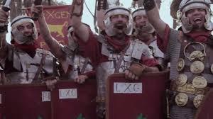 Ejército romano Acueducto de Segovia