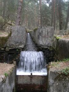 Primer tramo acueducto Segovia