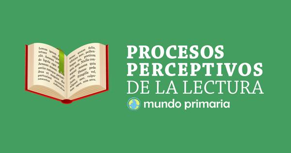 procesos perceptivos lectura